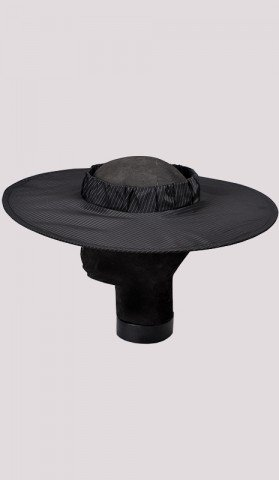 Large Love Hat - Round